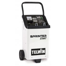 Batterijlader - starter op wielen Telwin SPRINTER 3000 START
