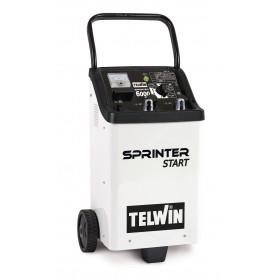 Batterijlader - starter op wielen Telwin SPRINTER 6000 START