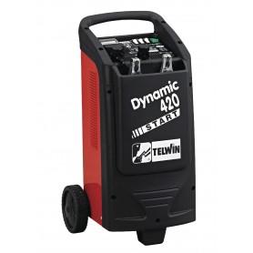 Batterijlader-starter Telwin DYNAMIC 420