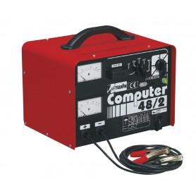 Professionele batterijlader Telwin COMPUTER 48/2 MULTICHARGER