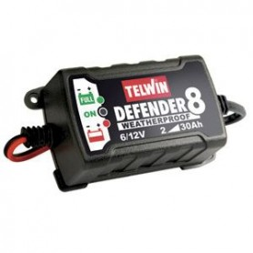 Intelligente elektronische batterijlader Telwin DEFENDER8