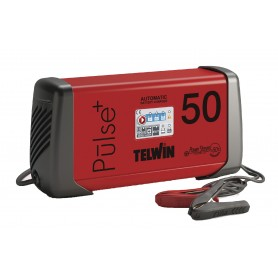 Automatische batterijlader Telwin PULSE 50
