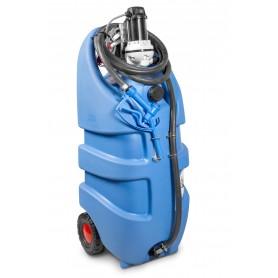 tank adblue blauw 110l,  pomp 12V MW-Tools TAD11012