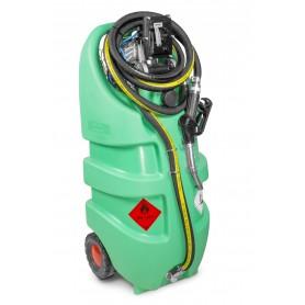 Tank benzine 110 L ATEX, pomp 12V, sl + aut. pistool MW-Tools TB11012