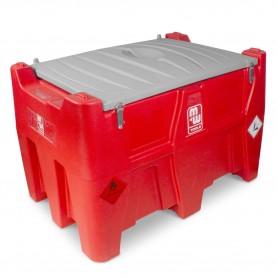 COMBI tank PE diesel 400l +Adblue 50l + pompen MW-Tools TC45012