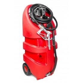 Tank diesel rood 110l, 12V Piusi MW-Tools TD110