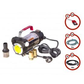 Set Dieselpomp 230V, pistool, slang, koppeling MW-Tools POD40230 SETA