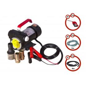 Set dieselpomp 12V, pistool, slang, koppeling MW-Tools POD4012 SETA