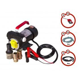 Set Dieselpomp 24V, pistool, slang, koppeling MW-Tools POD4024SETA