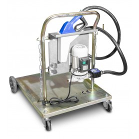 AdBlue pomp POAD230 + trolley MW-Tools POAD230 TRO