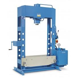 Elektrohydraulische pers 50T, 2 snelheden OMCN OMCN O162/W