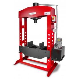 Hydraulische pers motorisch 100T MW-Tools AGMCPM100