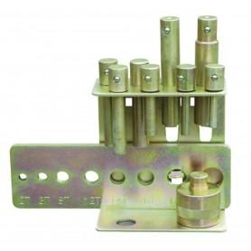 Ponsenset 10-30 mm voor persen MW-Tools CAT