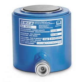 Hydraulische cilinder OMCN 50T 125MM OMCN O363/CM