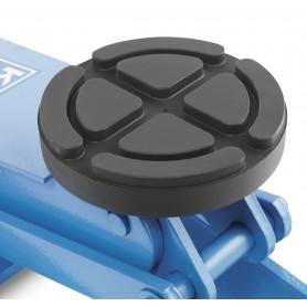 Rubber kop voor krik O254, O255 en O256 OMCN O392/B