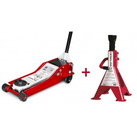 Set garagekrik CAT25DL + garagestand CAGS3T MW-Tools CAT25DL SET3