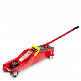 Hydraulische garagekrik 2T - extra laag voor sportieve wagens MW-Tools CAT2L