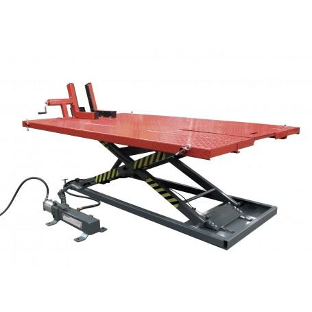 Hefbrug hydropneumatisch 700kg MW-Tools TPSL700