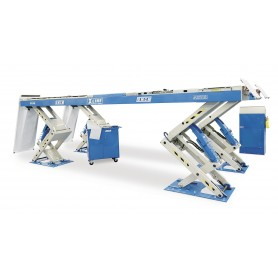 Hydraulische X-line schaarbrug 5,5t OMCN OMCN O863