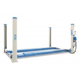 Hydraulische 4-kolomsbrug OMCN 4T wieluitlijning OMCN O402/LS