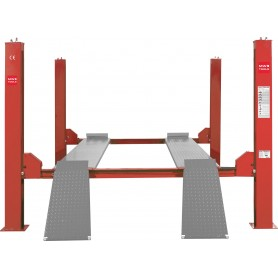 4-koloms hydraulische hefbrug 4T MW-Tools HB440M
