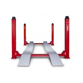 4-Koloms hydraulische hefbrug 3,5 t MW-Tools HB435