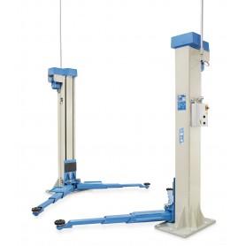 Elektromechanische 2-kolomsbrug 5,5T OMCN O199/R