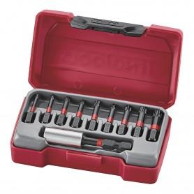 10-delige bitset TX Teng Tools TMTX10