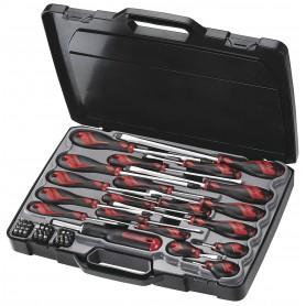 Schroevendraaierset 53dlg Teng Tools MD9053N