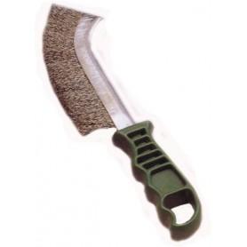 Handborstel inox 1 rijig MW-Tools HA4623