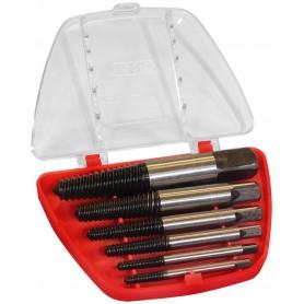 Set draadeinduithalers MW-Tools DEU16