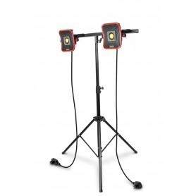 Dubbele FLOW LED bouwlamp 2 x 30 W MW-Tools WFL2x30S