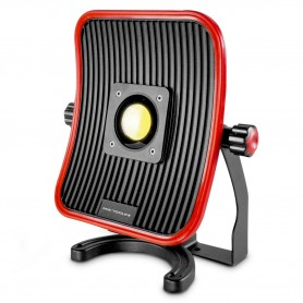 LED BOUWLAMP 50W + BATTERIJ MW-Tools WFL50LI