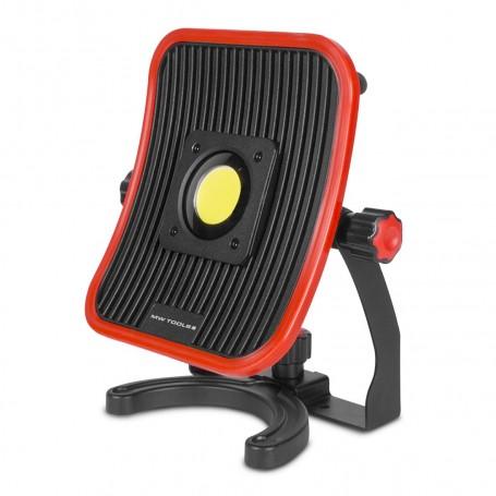 LED bouwlamp 30W + batterij MW-Tools WFL30LI