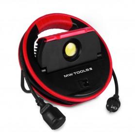 LED lamp 5000 lumen, 6 m kabel MW-Tools WCAB50