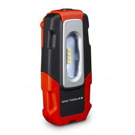 Handlamp 220 Lumen met powerbank functie MW-Tools WL220