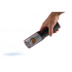 Handlamp 1000 Lm met CRI 95 en inspectielicht UV MW-Tools WL0020CUV