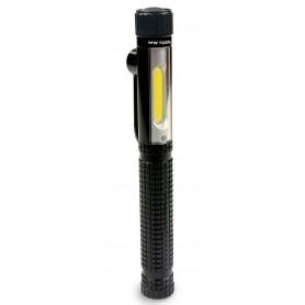 Zaklamp LED 100 lm, herlaadbaar MW-Tools WLP100