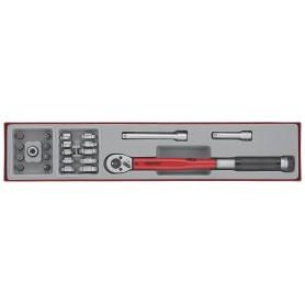Momentsleutel 20-110 Nm - rechtse werking Teng Tools TTX3892