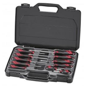 Sschroevendraaierset 11 dlg Teng Tools MD911N
