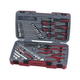 """Combiset 3/8"""" 67 dlg Teng Tools T3867"""