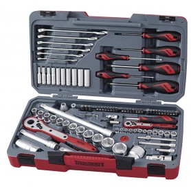 Teng Tools TM095 Combiset 1/4''-1/2''