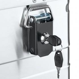Slot aluminium transportkist KAL  MW-Tools KALS31
