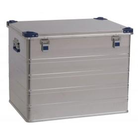 Stapelbare aluminium transportkist 243l   MW-Tools KAL240