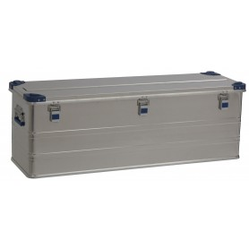Stapelbare aluminium transportkist 153l  MW-Tools KAL163