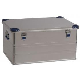 Stapelbare aluminium transportkist 157l  MW-Tools KAL157