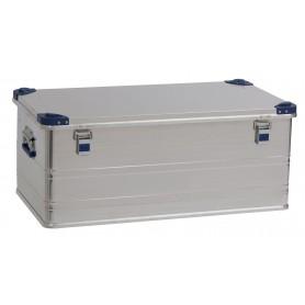 Stapelbare aluminium transportkist 140l  MW-Tools KAL140