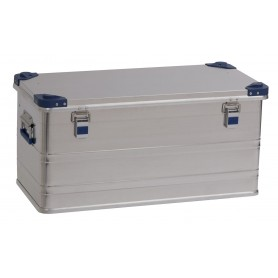 Stapelbare aluminium transportkist 92l  MW-Tools KAL91