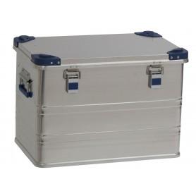 Stapelbare aluminium transportkist 73l  MW-Tools KAL76