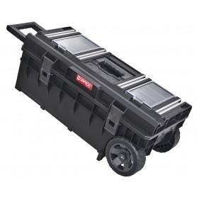 Lange opbergkoffer 50 liter Technik Qbrick QB17D
